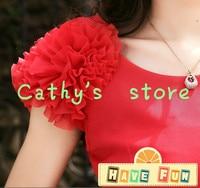 горячая распродажа кэти большой размер европейский стиль высокое качество женская мода цветок элегантный тонкая талия майка цельный платье 5 цветов