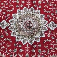 3'х5' красный качество шелк настоять Cover гом дизайн низкая цена Cover
