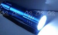 оптовая продажа высокое качество бесплатная доставка 9 из светодиодов 40 шт./лот на открытом воздухе велосипед свет из светодиодов фонари алюминиевый водонепроницаемый карманные свтеодиодный фонарик
