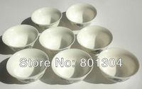 8 шт. керамические кунгфу чайный сервиз, белый фарфор супница костюм, специальный китайский подарок друзьям