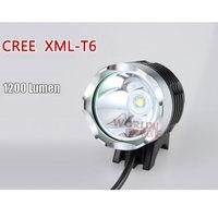фу! нью-кри XML-Т6 из светодиодов велосипед свет лампы 1200 люмен водонепроницаемый фары фар с аккумулятор аккумулятор и зарядное устройство