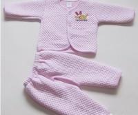 младенец назад пряжка низкий воротник теплая одежда младенческой костюм детская одежда детская детская одежда