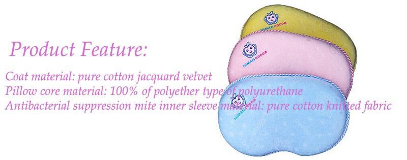 memory foam pillow-5