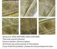 новое постулат мужская 100% полиэстер натуральный из Kors кожи сумка порт бесплатная доставка коричневый m207y