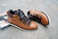 бесплатная доставка мужская мода свободного покроя одежда роман кожаные ботинки ботинки 5 цветов 39 40 41 42 43 44