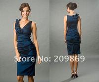 2011 новая коллекция длиной до колен коктейльное платье / короткое платье / вечернее платье / платье невесты / платье для выпускного бала