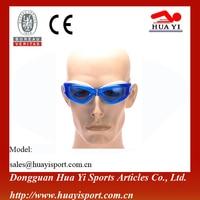 силикон синий большой рама пк линзы водонепроницаемый анти-туман защитные очки для плавание профессиональный для мужчины