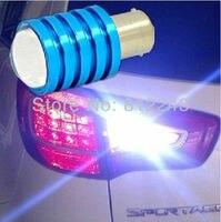 2 шт. из 1156 BA15s из светодиодов высокой мощности автомобилей из светодиодов противотуманные фары кри 7 вт автомобилей задний фонарь парковка 12 в автомобиль лампы из светодиодов лампы белый цвет 20028