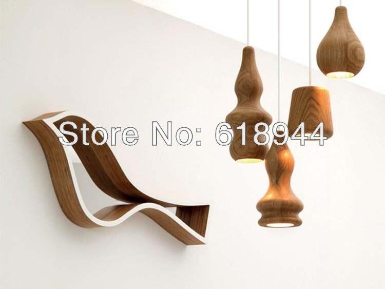 2014 hot italian modern wood pendant light wood lamps hanging 8 1 7 9 3 6 aloadofball Images