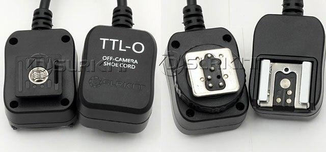 TTL Off Camera sync Cord for OLYMPUS FL-CB05 Panasonic