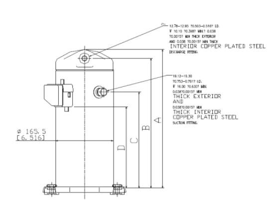 copeland semi hermetic compressor,copeland air conditioner ...