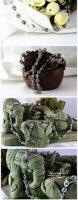 стерлингового серебра 925 пробы бали ретро стиль винтаж черный корона короля ожерелье на день рождения подарок прекрасный подарок друг