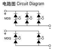 силовых полупроводниковых модуль диодный мост выпрямитель mds100