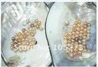 30'inchs АА 13 - 14 мм черный цвет монета формирователем пресной воды культивированный жемчуг ожерелье ювелирные изделия fn2085