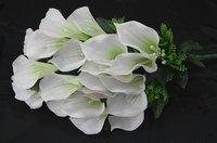 новый! подружек невесты свадьба цветы букет невесты белые розы обвинение флорист подарки оптовая продажа бесплатная доставка