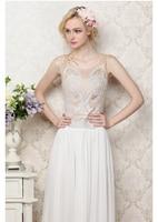 надеясь же америка стиль рукавов шифона с вышивкой белое платье платье для особого случая