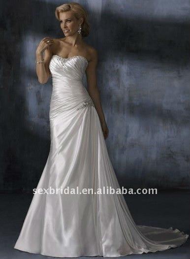 No Ugly Bride But Wedding Dress