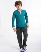 одежда мальчики свободного покроя брюки дети хлопок trouserc0219