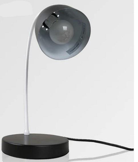 Hot Ing Quality Brief Black Metal L&shade Table Desk Reading & litron lighting   Decoratingspecial.com azcodes.com