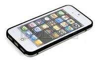 Rosa/опт porch ультра тонкий бампер чехол для iPhone 5 С 5 г 5-й бесплатная доставка 6959