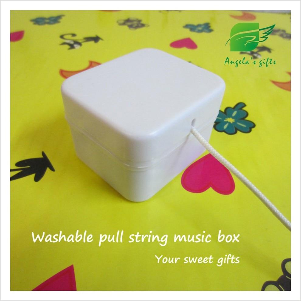 Pull string music box 01