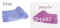 бесплатная доставка синели ковер коврики для вытирания ног османы ковер ванной абсорбент коврик ковер спальни 80 х 50 см