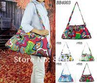 bb4003, опт и Роза, хлопок и белье материал, достаточно большой, 50 шт. / кор, женская сумка