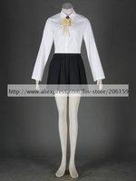 ангельские ритмы канадэ Татьяна Cole форма белое платье косплей костюм для женщин белое пальто юбка платья для женщин для Хэллоуин одежда