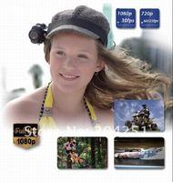 """шлем спортивная камера, полный HD 1920 * 1080 р 30 кадров в секунду, 1920 * 720 р кадров в секунду 2,0 """" TFT ЖК-экран micamcorder"""