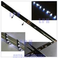 бесплатная доставка белый 60 см 30 светод. 335 гибкая из светодиодов сторона свет водить прокладки Сид ip68 водонепроницаемый из светодиодов полосы света