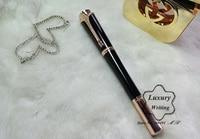 14 к роуз грейс келли мемориал издание роскошные гель ручка с алмаз австрией