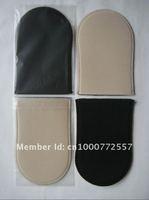 самостоятельная загар рукавицей, аппликатор из загара и спрей загар 500 шт./лот