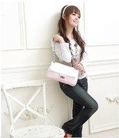черный и белый сумки женщины известные бренды женская сумка женская кожаные сумки