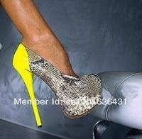 новых супер-высокие кабель 16 см tasty Sasha туфли на блок туфли на Платформа свадебные обувь