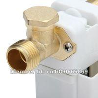 быстрая доставка, электрический электромагнитный клапан вода воздух N / с 220 в переменного тока 1/2