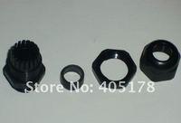 pg11 кабель ввод ул одобрил нейлон 66 материал ip68 Сид водонепроницаемый уровень черного цвета tight