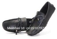 горячая распродажа бесплатная доставка высокое качество роскошный известный бренд мужской деловой случай луи обувь из натуральной кожи свободного покроя обувь размер 40-46 с03