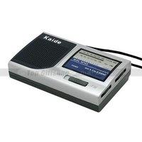 портативный мини FM-АМ Karma радио 2 полосы 88 - 108 мгц 2 ааа Барак 3169