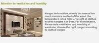 бесплатная доставка ] дамы стиль! большой белый древние деревянные вешалки для верхней одежды и одежды