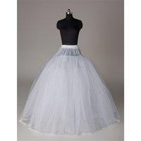 100% хорошее оптовая продажа в розницу в наличии свадьба кристаллический ТЛ люкс нижняя регулируемая нижнее белье платье-линии 8 Slow нижняя юбка Р18