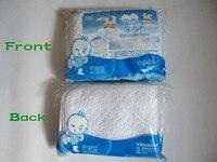 бесплатная доставка, 10 шт./лот, 3 слоя 0 секунд впитывает воду высокое качество здоровья хлопок / детские пеленки / пеленки пеленание ткань пеленки матч
