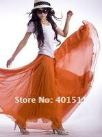 бесплатная доставка новых женщин высокое качество шифон буле цвет с полной подкладка s2001