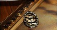 17 мм размер новый стиль ретро все кольцо кольцо способа ювелирных изделий j1138