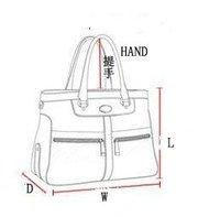 доставка-полиуретан мешок / женская сумочка / сумка-мессенджер - красный и розовый цвет - лучший качество