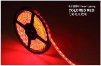 5 м 300led для 3528 СМД водонепроницаемый 12 в ЛГ GI 60led / м из светодиодов поло, белый / тёплый белый / синий / зеленый / красный / желтый