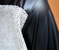 горячая круглым воротом с длинными рукавами прилив мода блузка прекрасный подарок бесплатная доставка