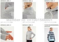 lulu танки леди спорт спортивная свободного покроя йога Gel майки женская одежда Gel модные популярные оранжевый цвет