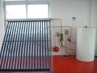 солнечные водонагреватели / отдельные система 24, 200л