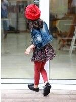 горячая распродажа с длинным рукавом хлопок дрожащие девушки платья ребенка / детей мешок платье 5 шт. 2 цветов 630230j
