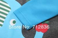 продается 1 шт. дети дети детские младенческой новорожденных комбинезон комбинезоны для весны, хлопок с длинными рукавами цельный для мальчиков
